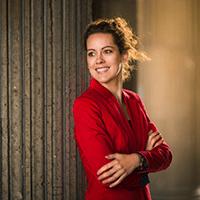 Angélique Pereira, fondatrice de l'agence Evidemment Events